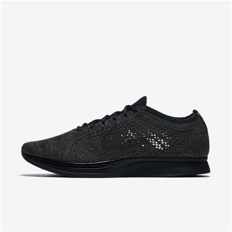 Nike Flyknit Racer Black Out For 1 nike flyknit racer black where to buy