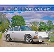 2015 Car Calendars – Classic European Cars