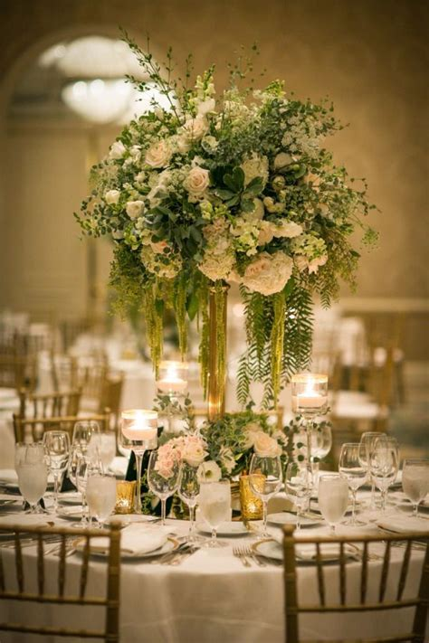 Classic Beverly Hills Ballroom Wedding   Best Floral