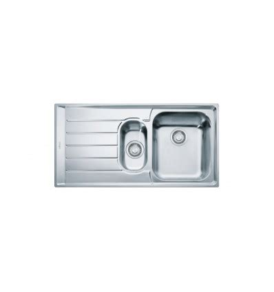 inset stainless steel kitchen sinks franke neptune nex 251 stainless steel inset kitchen sink