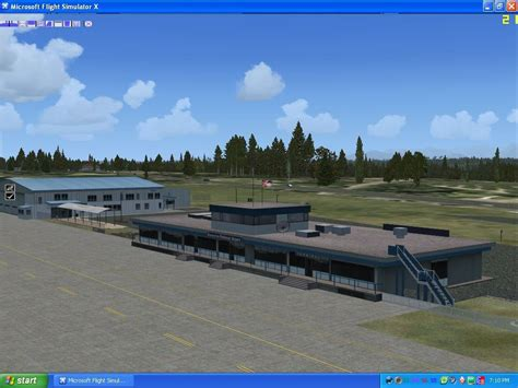 airport design editor exclude water bremerton national airport wa scenery for fsx