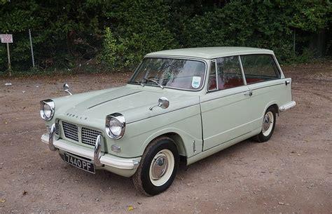 triumph herald for sale triumph herald estate 1963 south western vehicle