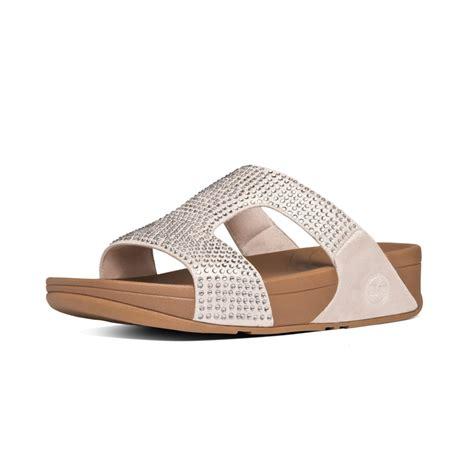 fitflop sandal fitflop fitflop design rokkit slide leather slip