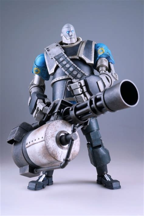 Threea 3a Severed Robot 12 3a vox special edition robot heavy from team fortress 2 updated collectiondx
