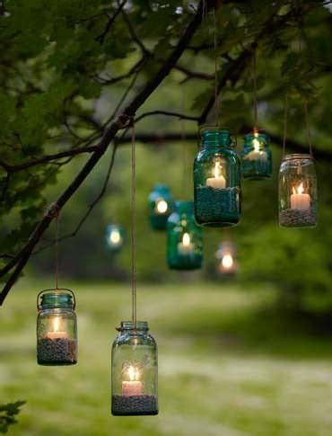 Jar Patio Lights by 5 Great Outdoor Jar Lighting Projects The Garden Glove