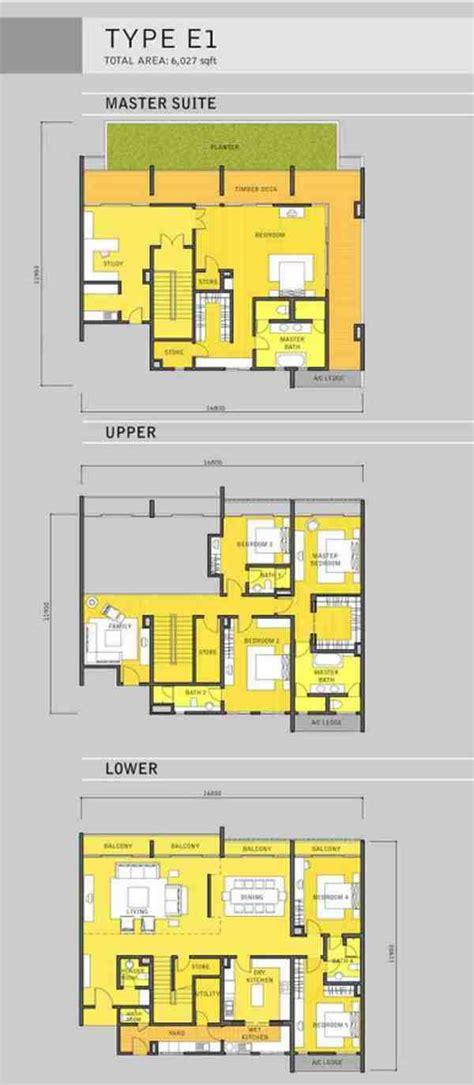 Dua Residency Floor Plan by Dua Residency Properties Kuala Lumpur City