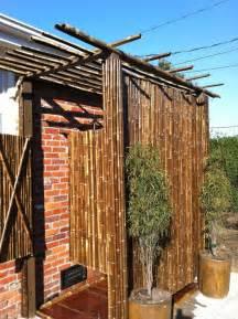 Vinyl Bathroom Flooring Ideas outdoor shower ideas diy projects cali bamboo fencing