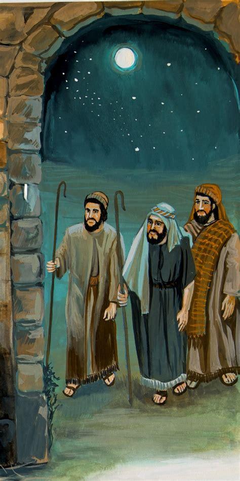 where was st born jesus wird in einem stall geboren wachtturm