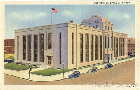 post office sioux city ia