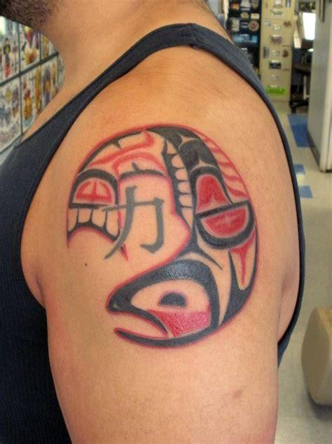alaska tattoo designs alaskan salmon by painlessjames on deviantart