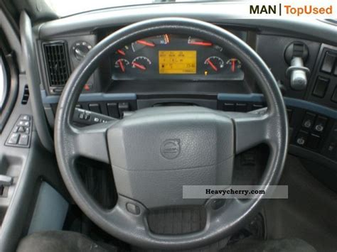 Volvo 440 Interior by Volvo Fh 440 2009 Standard Tractor Trailer Unit Photo And