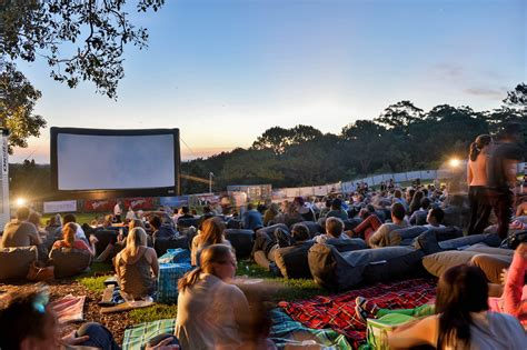 Melbourne Botanical Gardens Cinema Moonlight Cinema 2015 16
