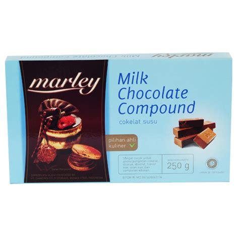 White Colatta Compound Chocolate 250gr marley milk chocolate compound 250 gr sukanda djaya
