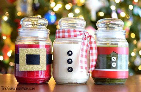 christmas candles diy diy candles and other easy gift ideas for less than 20 thesuburbanmom