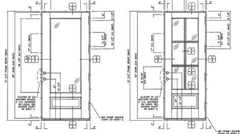 Barn Door Height Floor - door handle height requirement door handle pocket door