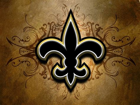 tattoo saints logo new orleans saints this design was chosen to be used for