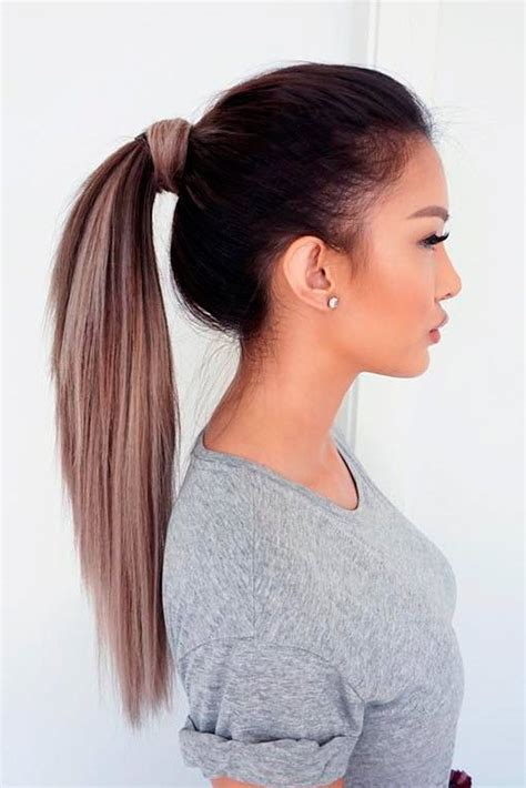 millions of women wear ponytails can mature women wear hair in pony tails best 20 high