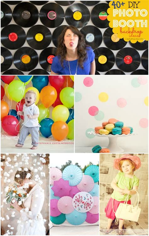 16 photo booth backdrop ideas images diy photo booth 40 diy photo booth backdrop ideas