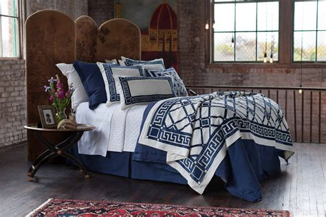 navy bedding discontinued lili alessandra jon l navy tailored