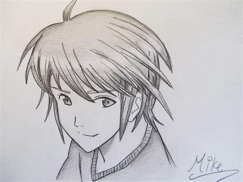 Manga Style Boy By Mcorderroure On Deviantart Boy And Anime Drawing