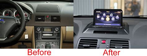 volvo xc aftermarket gps navigation car stereo