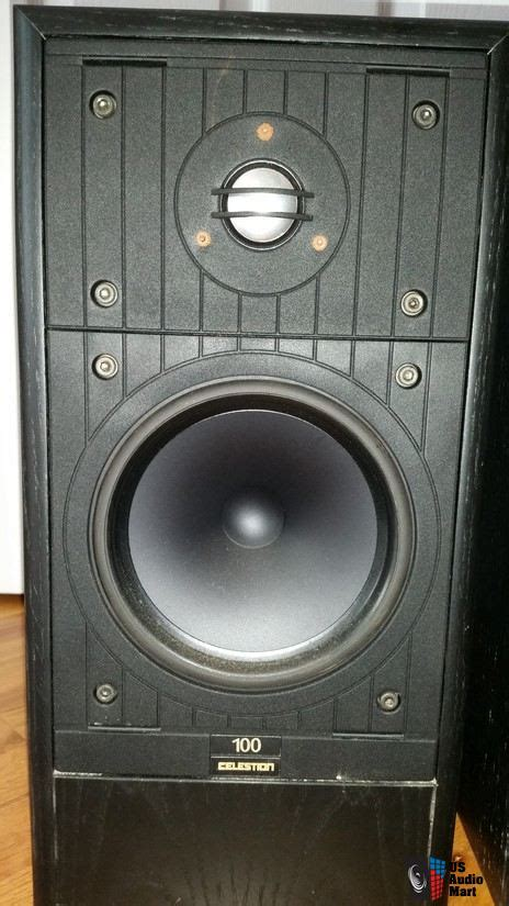 celestion 100 loud speakers audiophile quality bookshelf