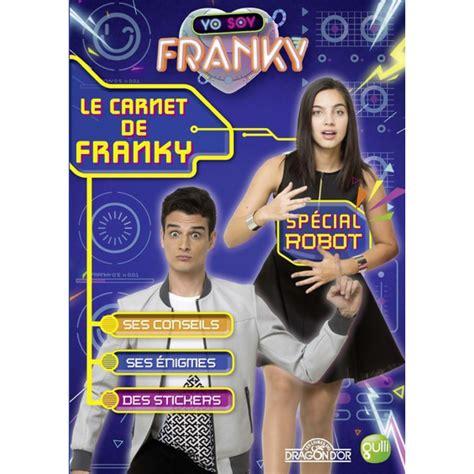 Le Carnet De Franky Sp 233 Cial Robot Livre Jeux Et