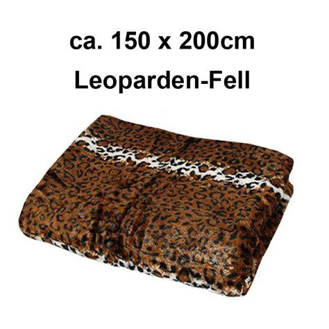 hochwertige kuscheldecken hochwertige wohndecke 150x200cm kuscheldecke leopard