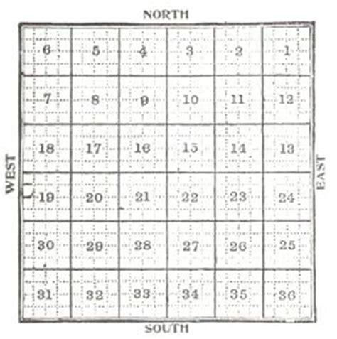 acres per section pocahontas co farm directory 1948