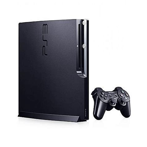 ps3 console price buy sony playstation 3 slim console 12 fifa18