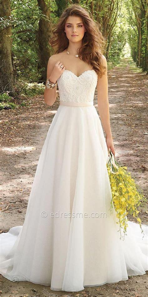 Wedding Dresses Corset by Corset Organza Wedding Dress Pinpoint