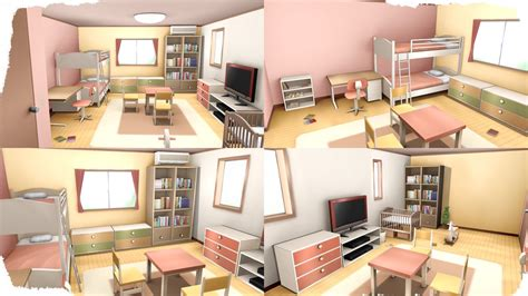 mmd stage 41 by mmd3dcgparts on deviantart