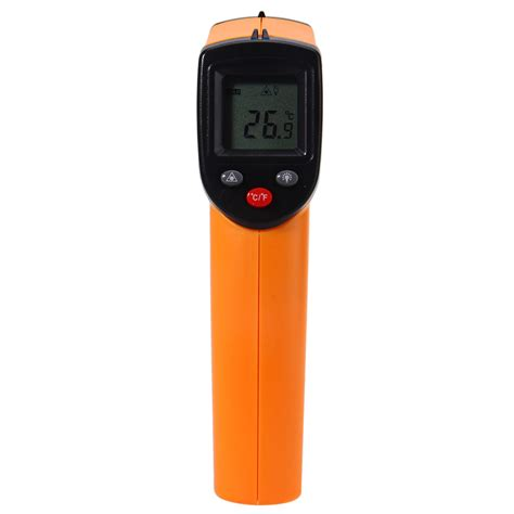 Termometer Digital Laser non contact digital laser infrared thermometer