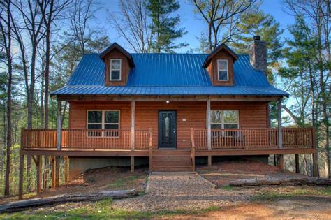 whispering waters helen ga cabin rentals cedar creek
