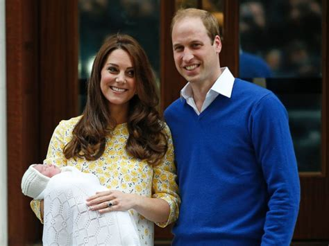 william and kate news prince william and kate middleton reveal their baby girl