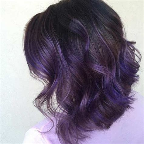 purple hair styles for black hair 21 looks that will make you crazy for purple hair purple