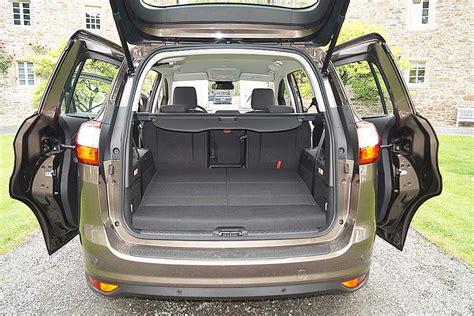 Ford Grand C Max Kofferraum by Erste Ausfahrt Facelift Ford C Max Und Ford Grand C Max