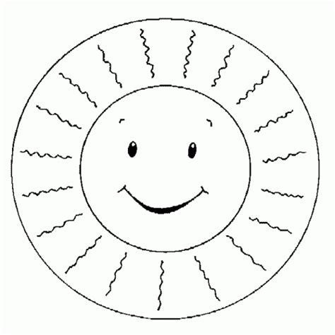 happy sun coloring page coloring pages of happy sun coloring pages