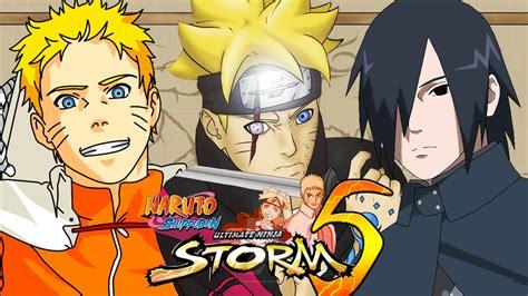 boruto game naruto mugen storm 5 download boruto next generation