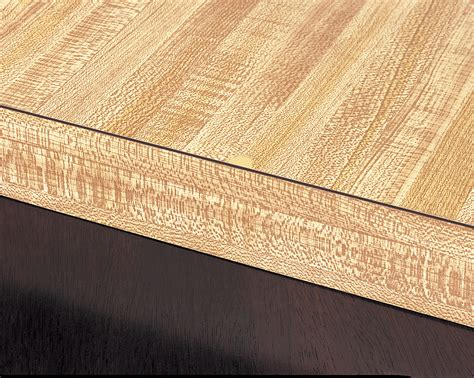Laminate Butcher Block Countertops - seamfil special colored laminate repair paste filler
