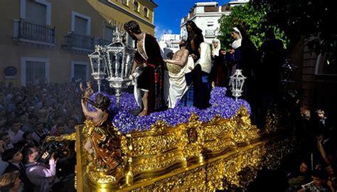 imagenes lunes santo sevilla horarios e itinerarios de la semana santa de sevilla 2016