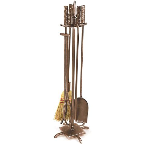 bronze fireplace tool set bronze wright design fireplace tool set minuteman