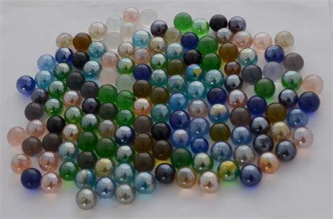 Small Balls Top small glass glass clear glass marble