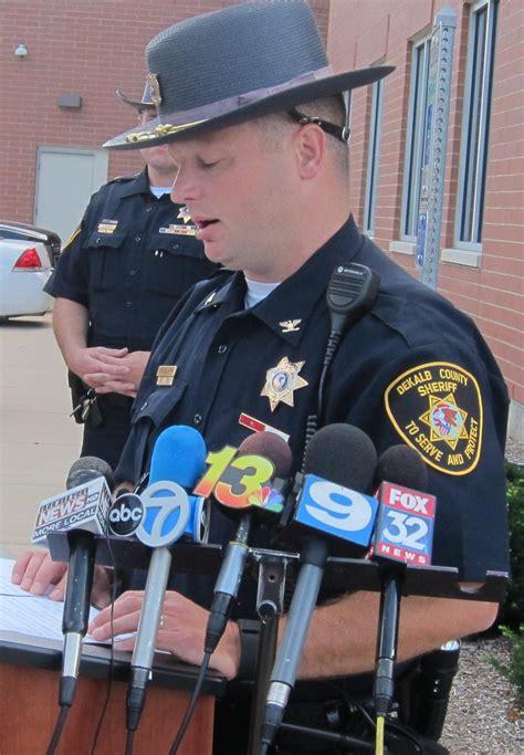 Dekalb Sheriff Office dekalb county sheriff wnij and wniu