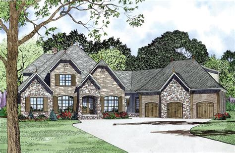 European Country House Plans House Plan 82164 At Familyhomeplans