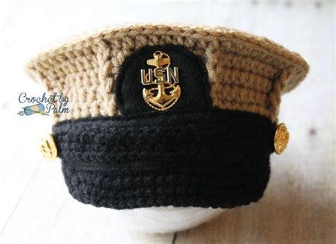 crochet pattern army hat original design crochet us navy chief hat us navy cover