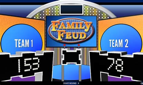 family feud powerpoint template 1000 ideas about family fortunes on