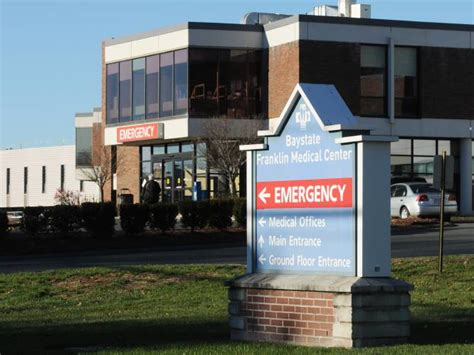 Greenfield Emergency Room by Nurses File Labor Charges Against Baystate Franklin