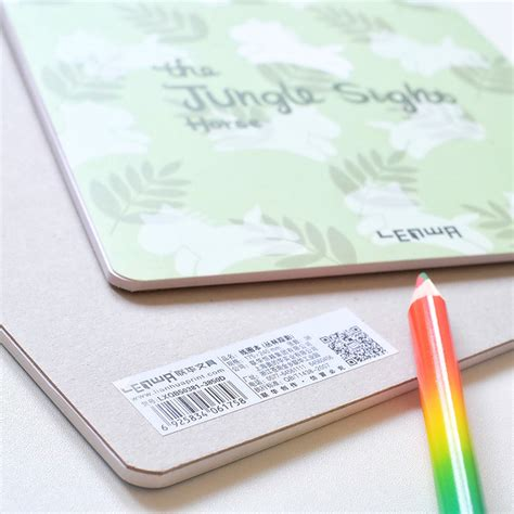 Hello Forest Mini Plain Notepad Buku Catatan Polosan jungle sights notepad sunburnny