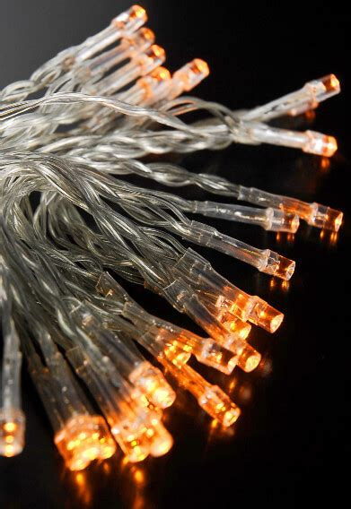 orange led string lights orange led string lights battery op 10ft